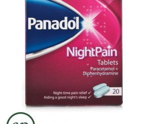 Panadol Night Pain Tablets - 20 Tablets