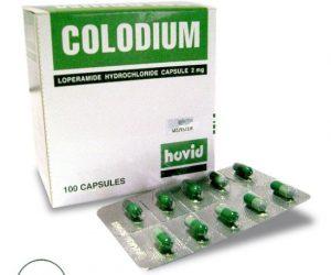 Colodium capsules - 100 capsules