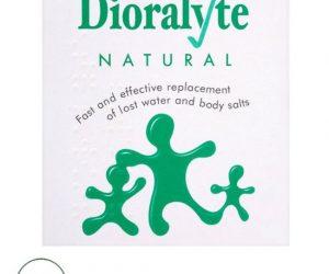 Dioralyte Sachets Natural 6 Sachets