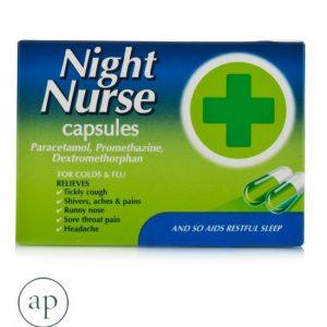 Night Nurse Capsules - 10 Capsules