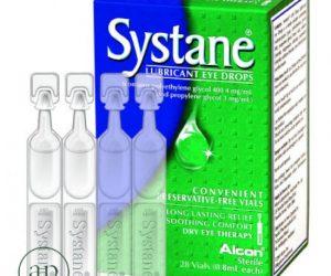 Systane Lubricant Eye Drops 0.8ml x 28 Vials