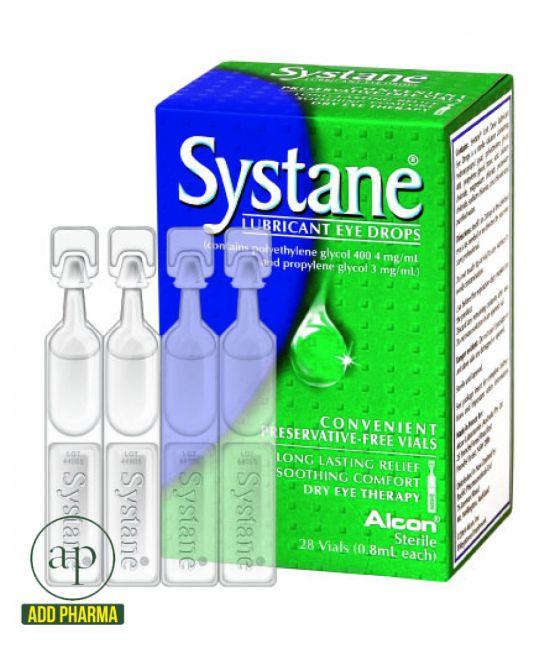 systane vials eye drops