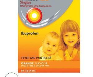 Nurofen For Children Sachets - 5ml