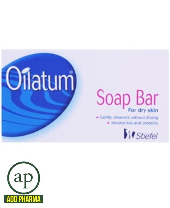 Oilatum Soap Bar - 100g