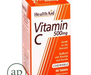 Vitamin C - 500mg Tablets Chewable