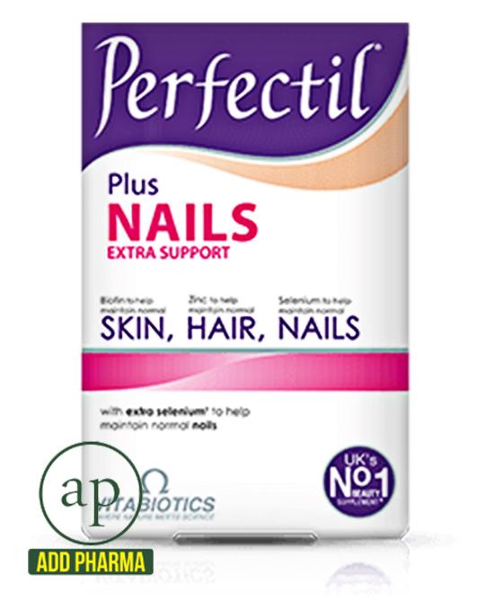 Perfectil Plus Nails - Pack of 60