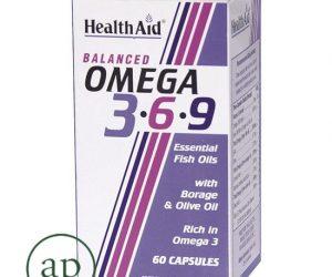 Omega 3- 6-9 - 60's Capsules