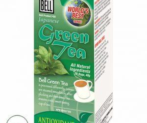 Bell #59 Japanese Green Tea - 20 tea bags, 2 g each