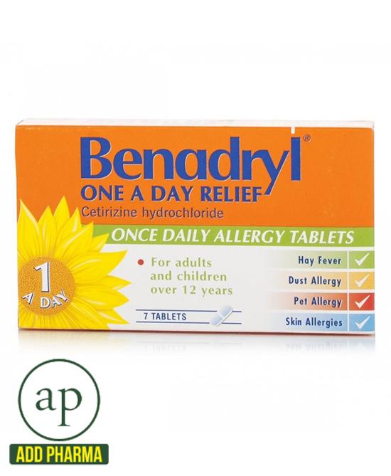 Benadryl Us Pharmacy