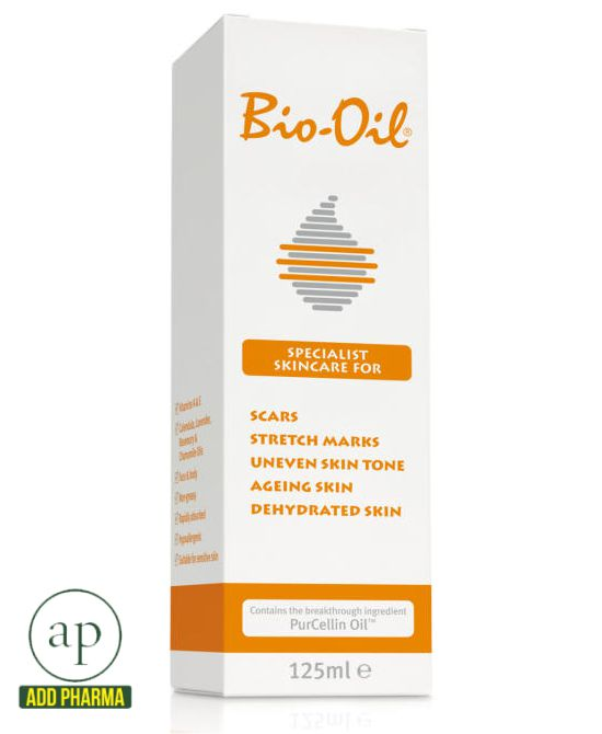 Bio Oil for Scars and Stretchmarks - 125ml
