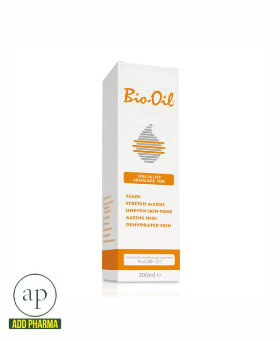 Bio Oil for Scars and Stretchmarks - 200ml