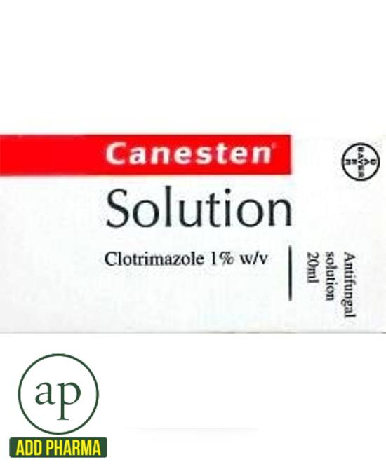 Canesten Solution Clotrimazole 1% - 20ml
