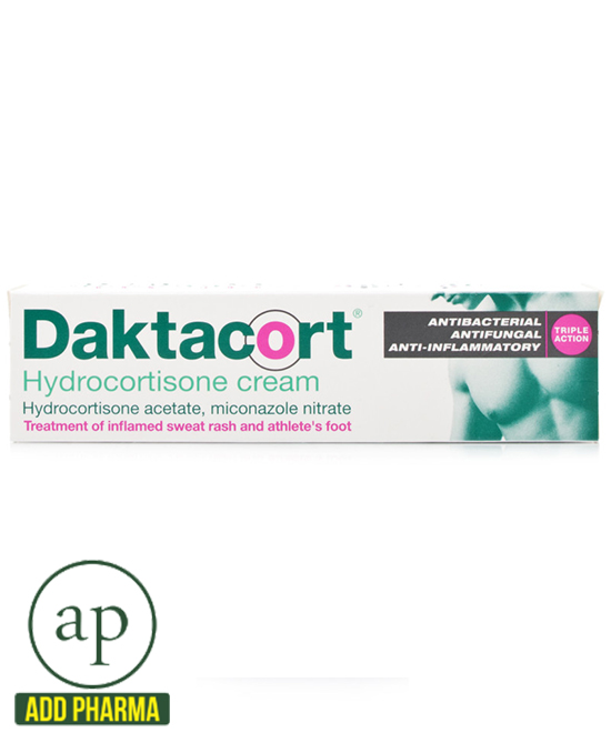 Daktacort Hydrocortisone Cream - 15g