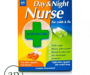 Day & Night Nurse Capsules Duo 24s - 24 Capsules