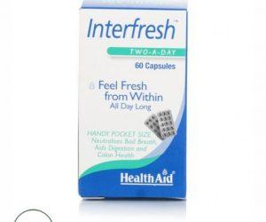 Health Aid Interfresh - 60 Capsules