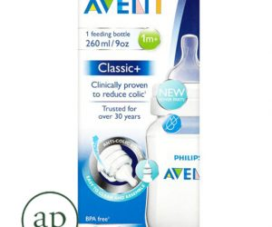 Avent Bottle Classic - 260Ml 1S