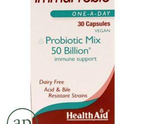 HealthAid ImmuProbio Capsules Size - 60 capsules