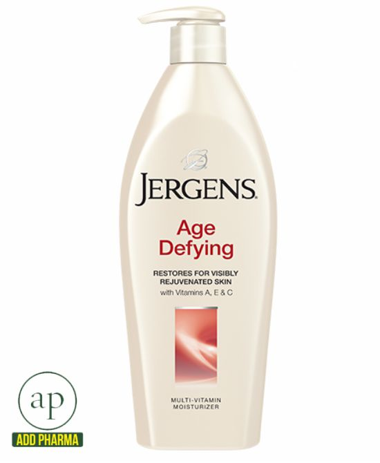 JERGENS Age Defying Multi-Vitamin Moisturizer - 496ml