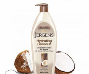 JERGENS Hydrating Coconut Dry Skin Moisturizer - 621ml