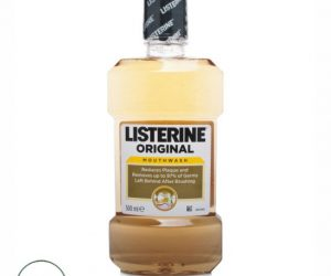 Listerine Mouthwash Original - 500ml