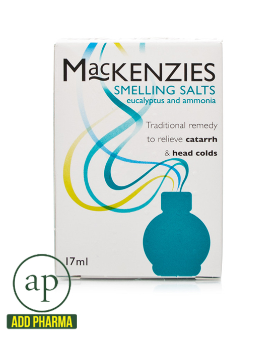 Mackenzies Smelling Salts - 17ml