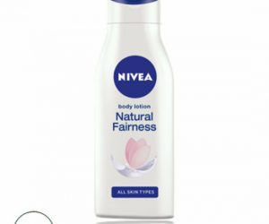 NATURAL FAIRNESS BODY LOTION - 400ml