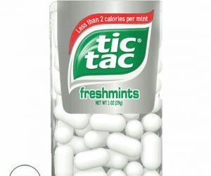 Tic Tac Freshmints - 29 g 60-Count Pack