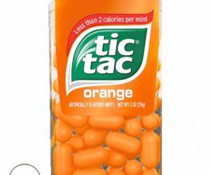 Tic Tac Orange - 29 g 60-Count Pack