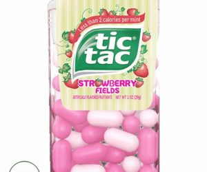 Tic Tac Strawberry Mix - 29 g 60-Count Pack