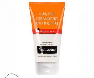 VISIBLY CLEAR® Blackhead Eliminating Daily Scrub - 150ml