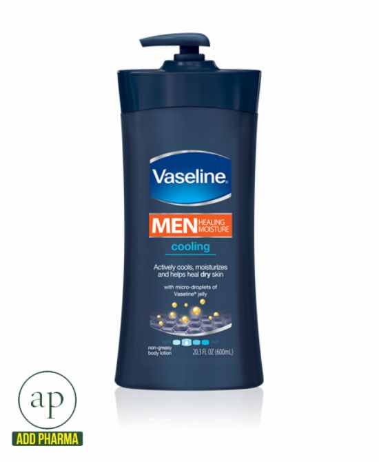 9 Best Jergens Moisturizers Styles At Life Source · Vaseline Men Healing Moisture Cooling Lotion 400ml