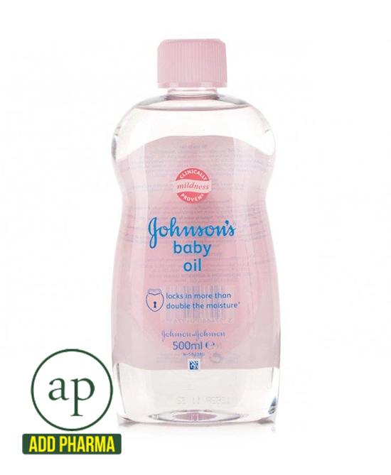 JOHNSON'S Baby Oil - 250ML