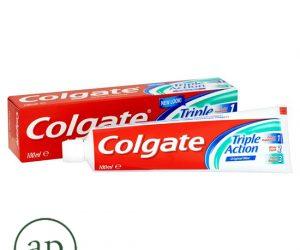 Colgate Triple Action Toothpaste - 100ml