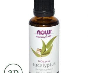 Now Foods, Essential Oils, Eucalyptus - 1 fl oz (30 ml)