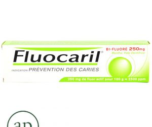 Fluocaril Bifluore Minth Toothpaste - 125mg
