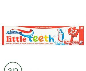 Aquafresh Little Teeth Toothpaste - 50ml