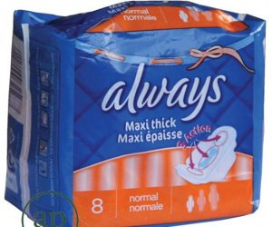 Always Maxi Thick Normal - pack of 8