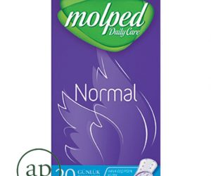 Molped Daily Care Pantyliners Normal - Pack of 20