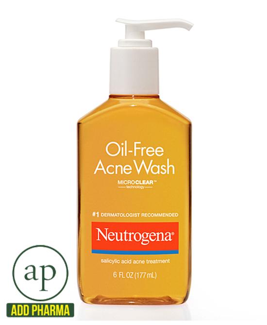 Oil-Free Acne Wash - 6 fl. oz. (177ml)