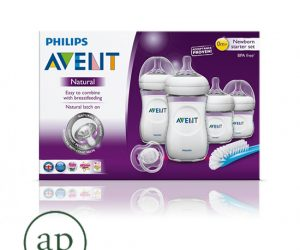 Avent Natural Newborn Bottle Starter Set