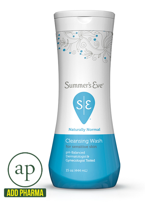 Summer's Eve Cleansing wash - 444ml
