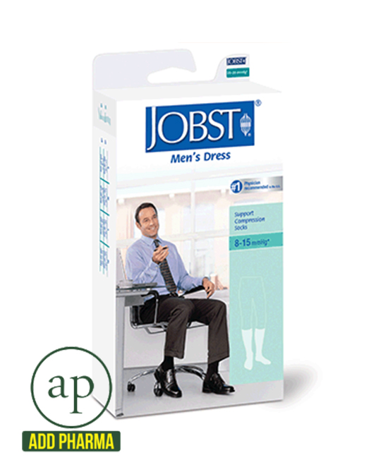 Jobst Men's Dress - 8-15 mmHg