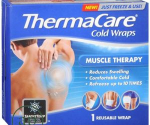 ThermaCare Cold Wrap Muscle Therapy - Pack of 1 Heatwrap