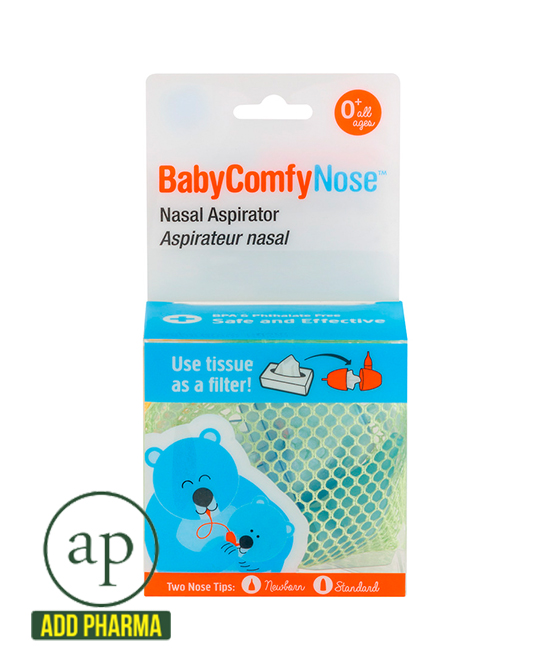 Baby Baby Comfy Nose Nasal Aspirator Newborn Infant Bpa Phthalate Free New Baby Safety & Health