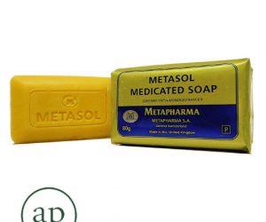METASOL Medicated Soap - 80g