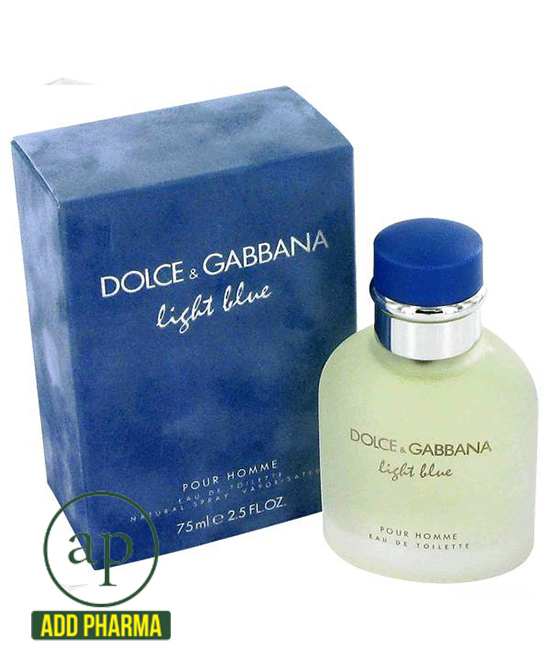 Dolce & Gabbana Light Blue Cologne For Men