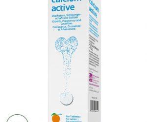 calcium active Denk Brausetabletten Calcium 500mg - 20 effervescent tablets