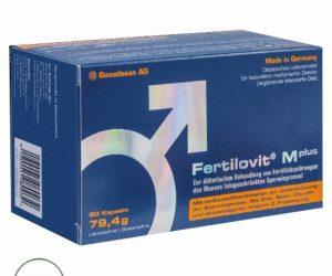 Fertilovit M plus - 90 capsules