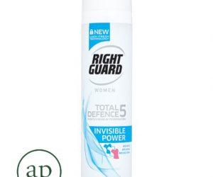 Right Guard Women Invisible Power Antiperspirant Deodorant - 250Ml