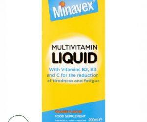 Minavex Multivitamin Syrup - 200ml